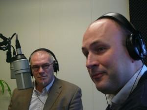 En later zit daar Jan-Willem Zwart, voorzitter Markant Friesland.
