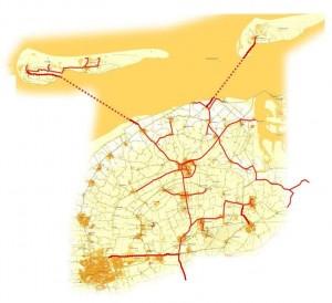 Glasvezelnet Kabel Noord 2010