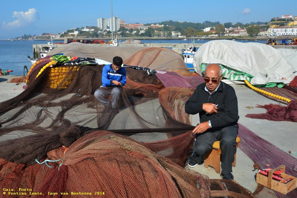 Gaia, Porto. © Festina Lente, Inge van Hesteren 2014