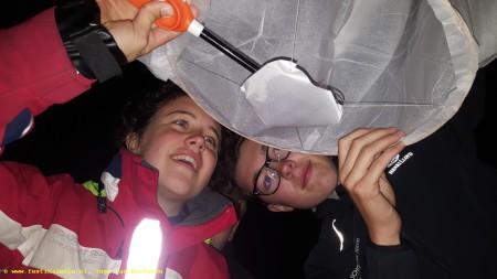 Om half elf 's avonds: 'Gaan jullie even mee naar het strand? We gaan wensballonnen oplaten.'