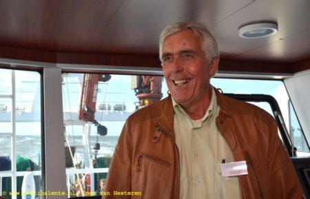 Frans Veenstra: 'Over elke energiegebruiker is gediscussieerd, tot aan het wattage van het koffiezetapparaat aan toe.'