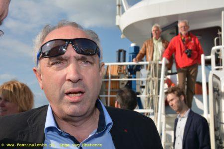 Peter van Dalen: 'De meeste Eurofracties zijn onvoldoende op de hoogte van visserijzaken.'
