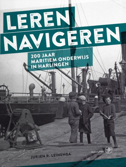 De cover van 'Leren navigeren'. (Afbeelding: Collectie Hannemahuis)