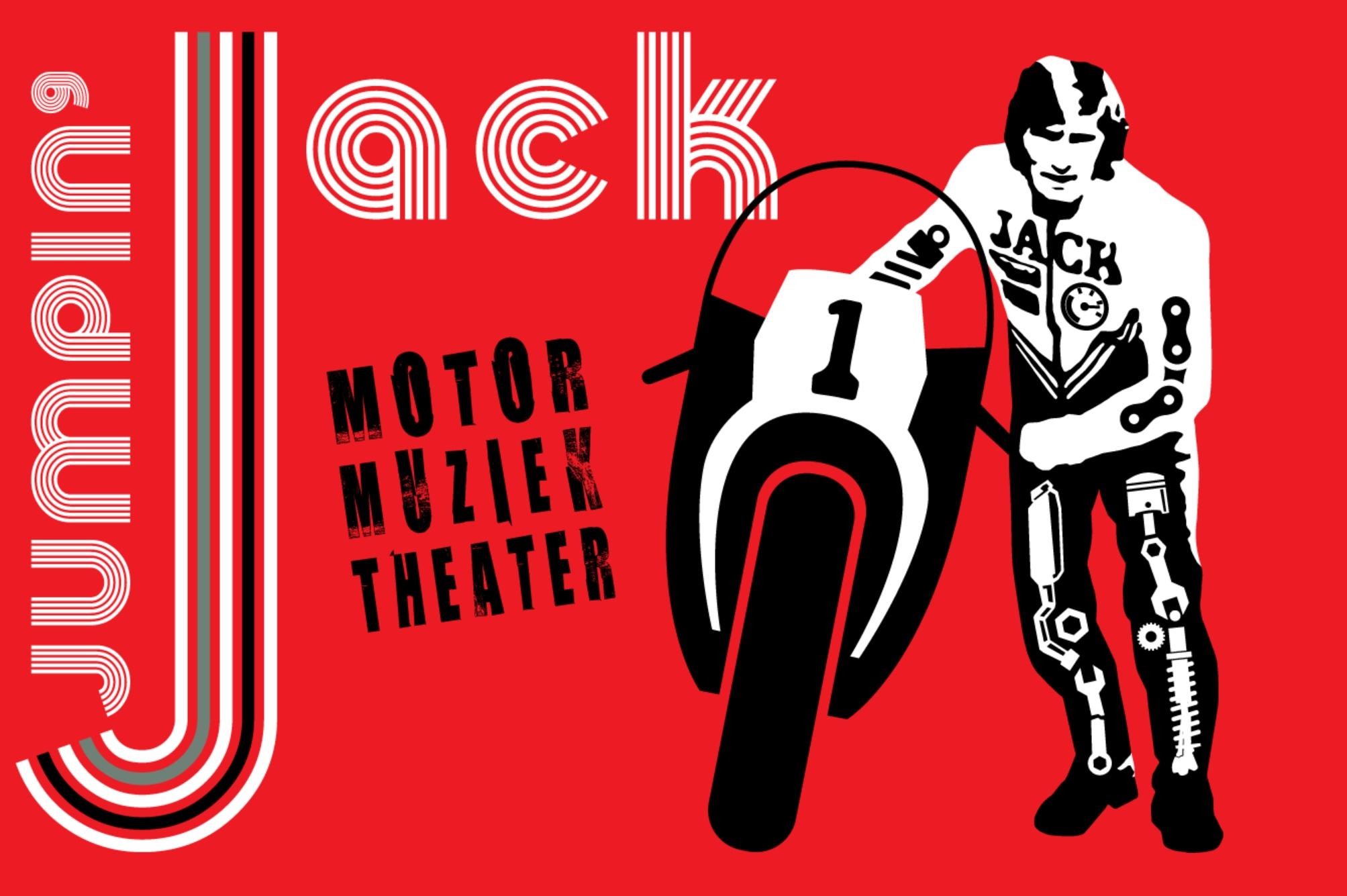 Poster Jumping Jack. (Afbeelding: BUOG)