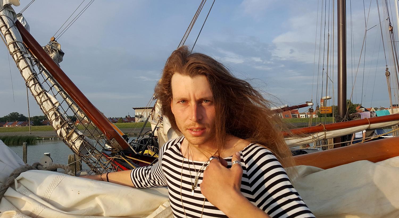 Fabian Nöthiger: 'Sterke wind, regen, stress, dat vind ik fijn. Het zijn de momenten waarop je het beste uit jezelf haalt.'