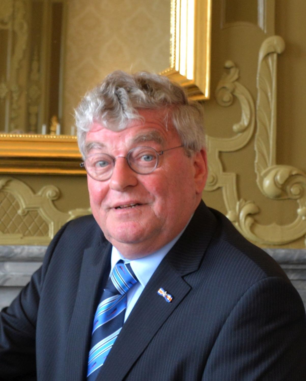 Paul Scheffer, voorzitter VBZH. 'De rijksregelingen bieden ondernemers in de chartervaart weinig mogelijkheden.' (Foto: Gijs van Hesteren)